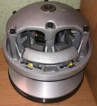 Регулятор центробежный - вариатор нов  обр (Варяг 500) с балансировочным диском  C40601900-09